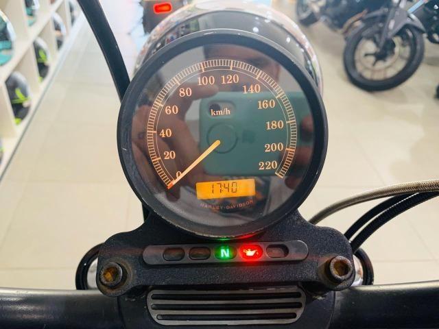 Harley Davidson XL 883R - 2011 - Foto 4