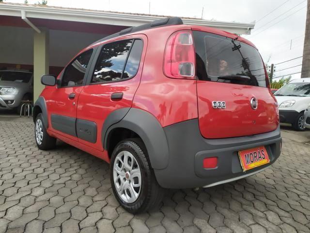 FIAT UNO WAY 1.0 8V (FLEX) 4P 2011 - Foto 5