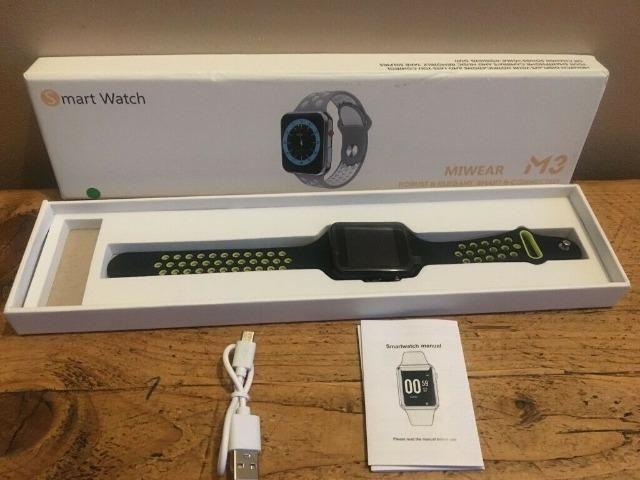 Smartwatch Miwear M3 - Foto 3
