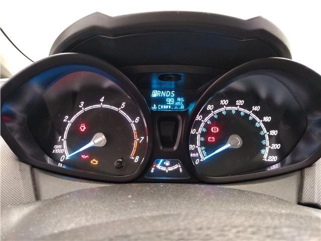 Ford Fiesta 1.6 se hatch 16v flex 4p automático - Foto 16