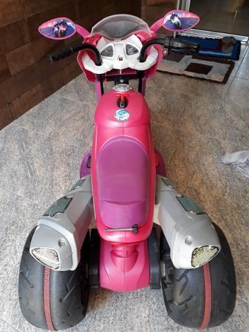Moto elétrica bandeirante super GT2 6V - Foto 5
