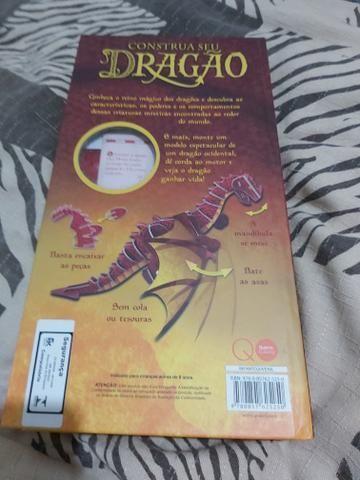 Kit construa seu Dragão - Foto 2