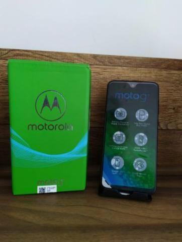 Moto G7 novo só um mês de comprado - Foto 2