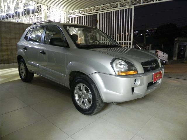 Hyundai Tucson 2.0 mpfi gl 16v 142cv 2wd gasolina 4p manual - Foto 3