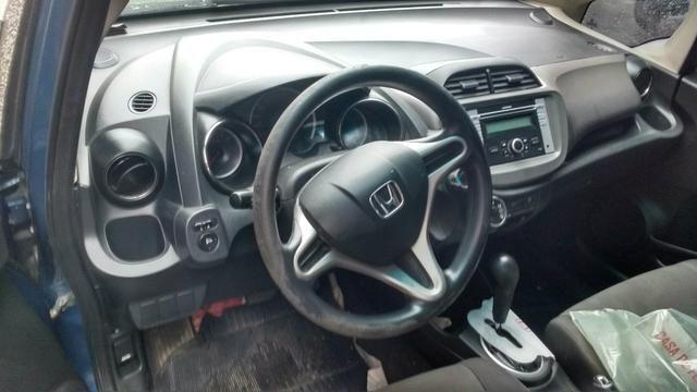 Honda Fit 2014 Twist 1.5 Flex, automático - Foto 4