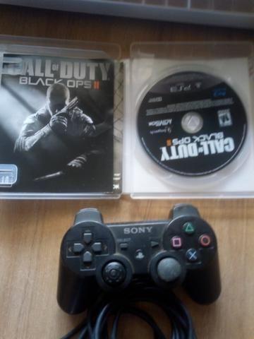 2 controles PS3+COD
