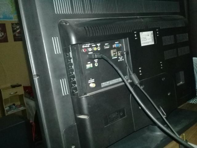 Televisão hd led marca cce 28' polegadas - Foto 3