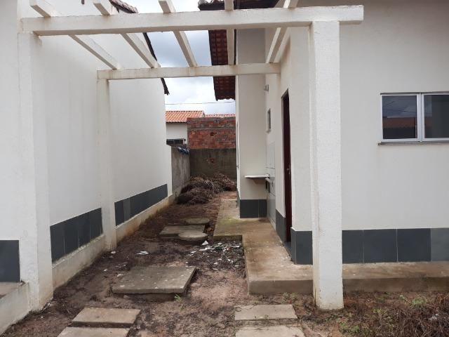 Aluga-se casa 2 quartos no portal do paço estrada de ribamar - Foto 9