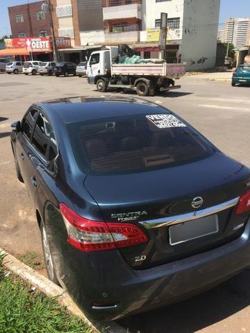 Vendo Nissan Sentra Único Dono 2.0 Ano 14/15 - Foto 3