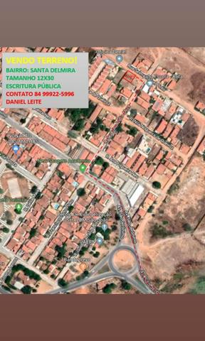 Terreno no Santa Delmira pronto pra construir!