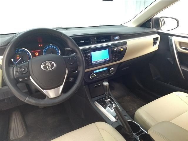 Toyota Corolla 2.0 altis 16v flex 4p automático - Foto 8