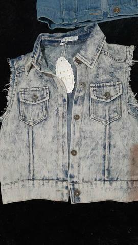 Coletes Jeans PROMOÇÃO - Foto 4