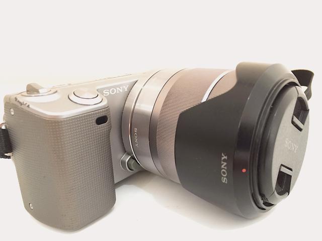 Câmera Mirroless Sony Nex 5 - Foto 5