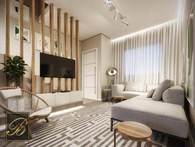 Sobrado com 2 dormitórios à venda, 66 m² por R$ 190.000 - Jardim Iririú - Joinville/SC - Foto 3