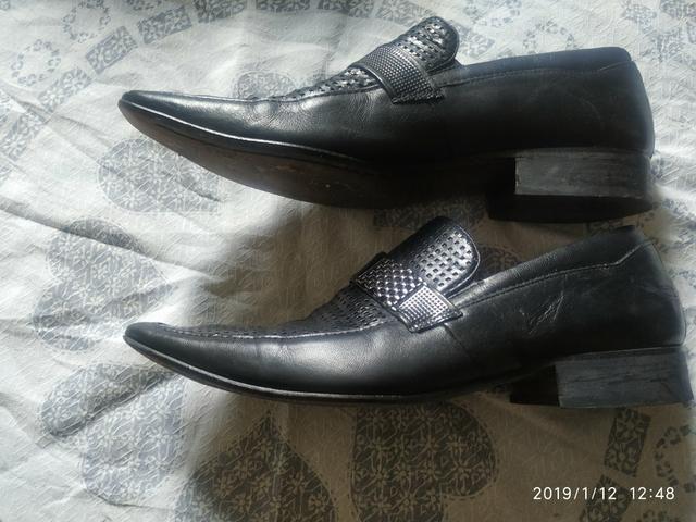 cac1efd1aa Sapato preto Scatamacchia 40 - Roupas e calçados - Campos Elíseos ...