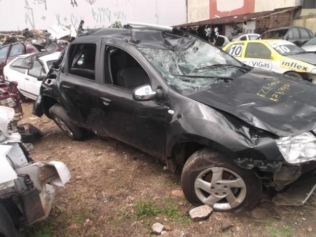 Sucata Renault Duster para retirada de peça - Foto 3