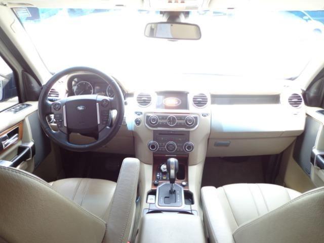 Oportunidade Land Rover Discovery4 3.0 hse Blindado - Foto 10