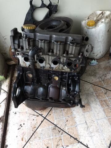 Motor Corsa 1.0 Mpfi 4 bicos 1995 a 2001 Parcial base de troca