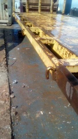 Carrinho industrial plataforma - Foto 3