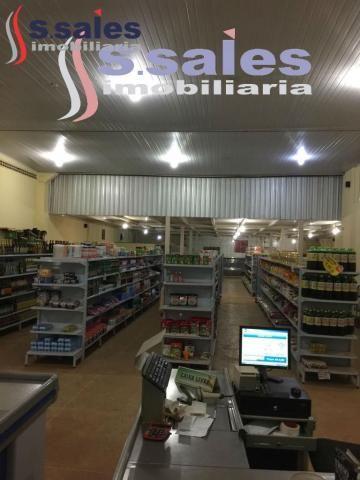 Loja comercial à venda em Setor habitacional vicente pires, Brasília cod:PT00003
