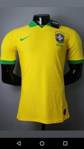 1aca5a65b8 Camisa seleção brasileira copa América - Roupas e calçados - Vila ...