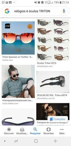 7ae427954 Relógios e Óculos TRITON. - Bijouterias, relógios e acessórios ...