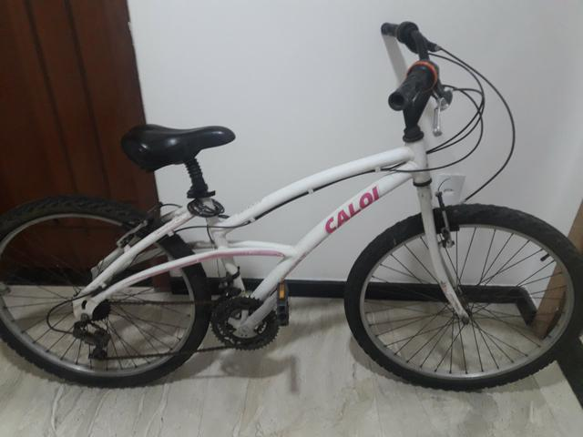 beeab7bac Caloi 100 Sw Confort 21 Marchas Aro 26 - Ciclismo - Itapebussu ...