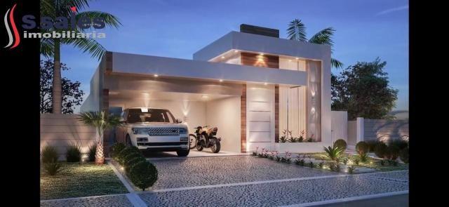 Casa à venda com 3 dormitórios em Setor habitacional vicente pires, Brasília cod:CA00170