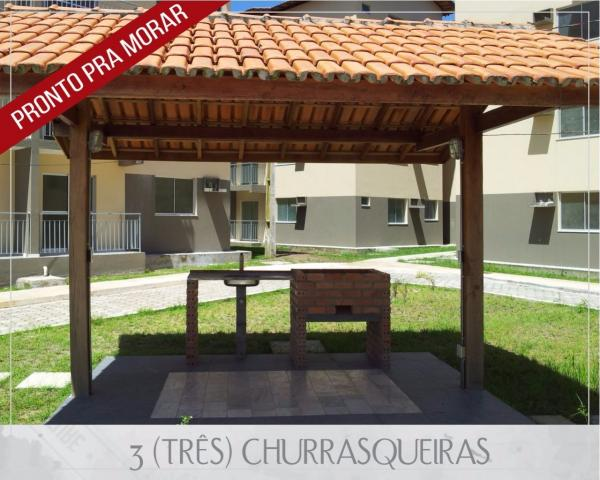 Residencial itaoca. aptos 02 quartos! - Foto 6
