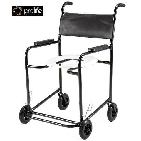 Cadeira para banho em idosos
