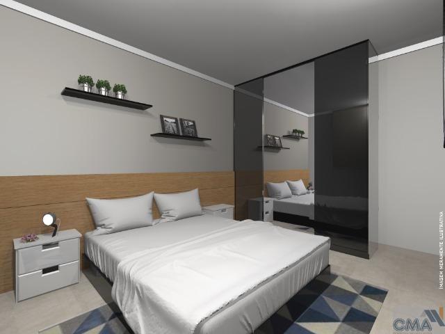 Casas nova em Serrana/SP, no Centro, podendo ser financiada pelo minha casa minha vida - Foto 5