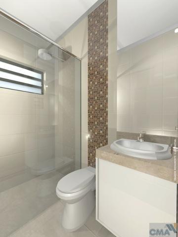 Casas nova em Serrana/SP, no Centro, podendo ser financiada pelo minha casa minha vida - Foto 4