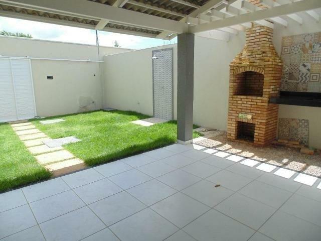 Casas planas com 3 suítes 3 vagas próximo do shopping do Eusébio - Foto 19