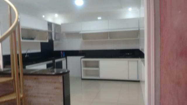 Casa a venda em Samambaia 4 quartos porcelanato reformada desocupada aceita financiamento - Foto 4