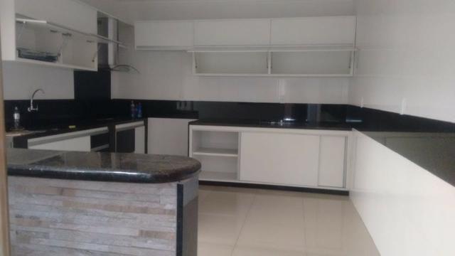 Casa a venda em Samambaia 4 quartos porcelanato reformada desocupada aceita financiamento - Foto 3