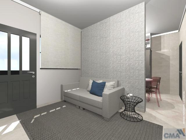 Casas nova em Serrana/SP, no Centro, podendo ser financiada pelo minha casa minha vida - Foto 2