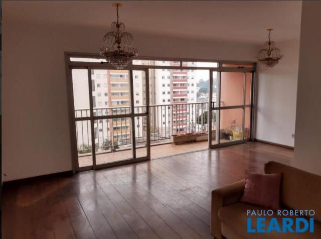 Apartamento para alugar com 4 dormitórios em Vila bastos, Santo andré cod:606202 - Foto 2
