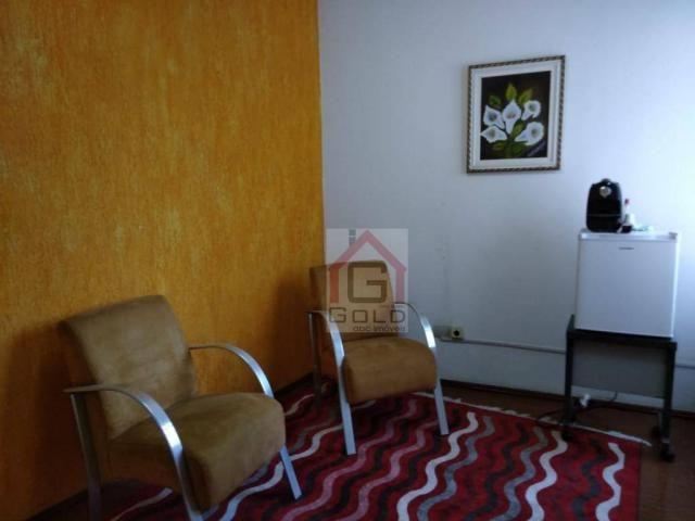 Sala para alugar, 40 m² por R$ 1.000/mês - Centro - Santo André/SP - Foto 3