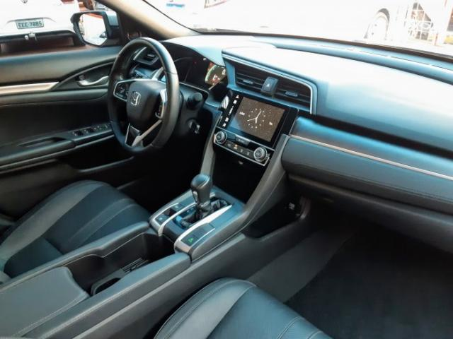 Honda civic 2017 2.0 16v flexone exl 4p cvt - Foto 9
