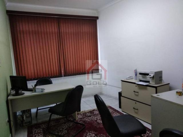 Sala para alugar, 40 m² por R$ 1.000/mês - Centro - Santo André/SP - Foto 2
