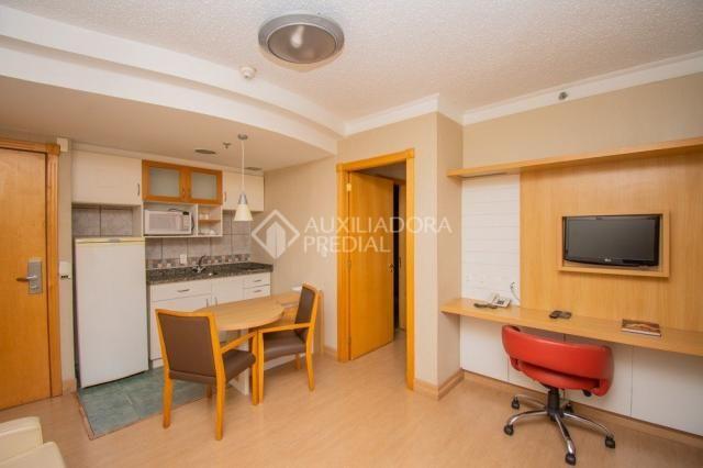Apartamento para alugar com 1 dormitórios em Rio branco, Porto alegre cod:318005 - Foto 2