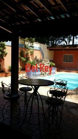 Casa à venda com 5 dormitórios em Ouro preto, Belo horizonte cod:2553 - Foto 2