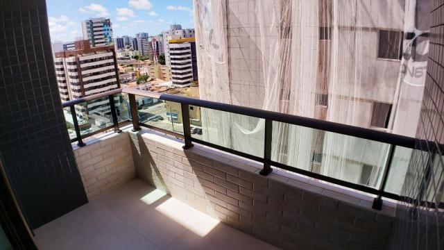 Vendo JOSÉ APRÍGIO VILELA 86 m² Nascente 3 Quartos 1 Suíte 3 WCs DCE 2 Vagas PONTA VERDE - Foto 3