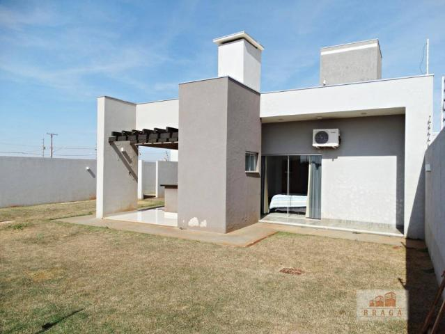 Vende-se casa com 150,41 m2 de laje, Bairro Green Ville ll ? Naviraí - MS - Foto 15