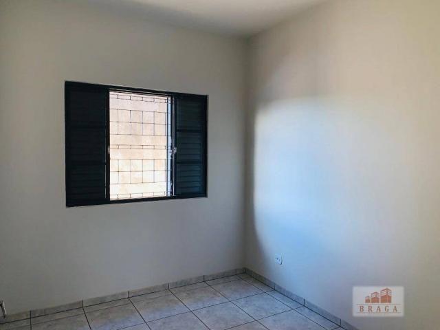 Apartamento com 3 dormitórios para alugar, 70 m² por R$ 950/mês - Centro - Navirai/MS - Foto 12