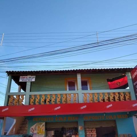 Casa em praia de Suape