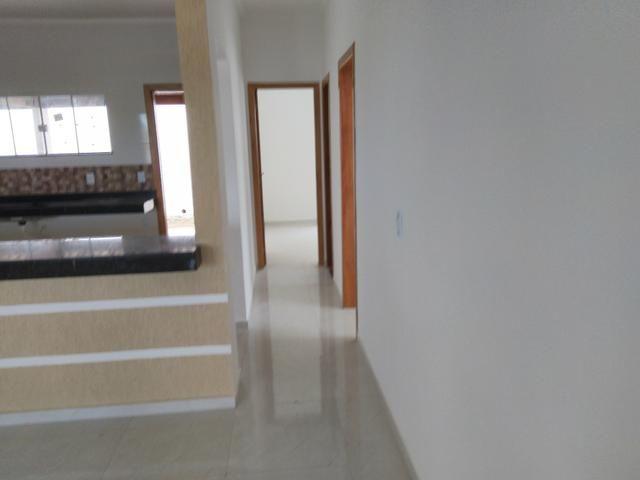 Excelente casa em condomínio do lado atacadão havan com visita privilegiada - Foto 16
