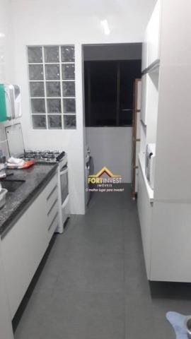 Apartamento com 1 dormitório à venda, 53 m² por R$ 170.000,00 - Canto do Forte - Praia Gra - Foto 12