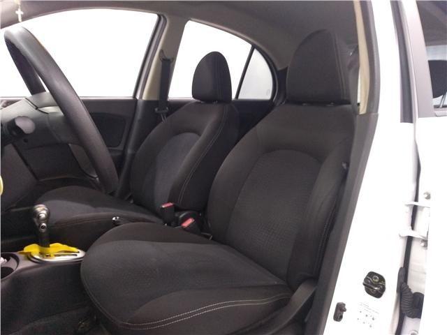 Nissan March 1.6 sl 16v flex 4p xtronic - Foto 9