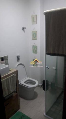 Apartamento com 1 dormitório à venda, 53 m² por R$ 170.000,00 - Canto do Forte - Praia Gra - Foto 3